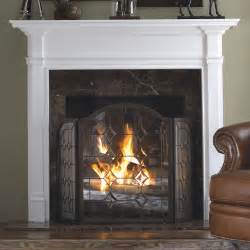 fireplace wood mantel hton custom wood fireplace mantel surround in maple