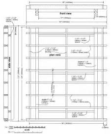 Storage Building Floor Plans by How To Build A 10x10 Storage Shed Page 13