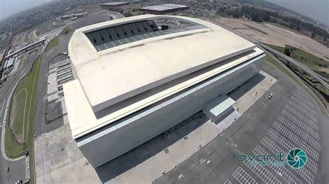 filmagem  estadio  corinthians arena corinthians