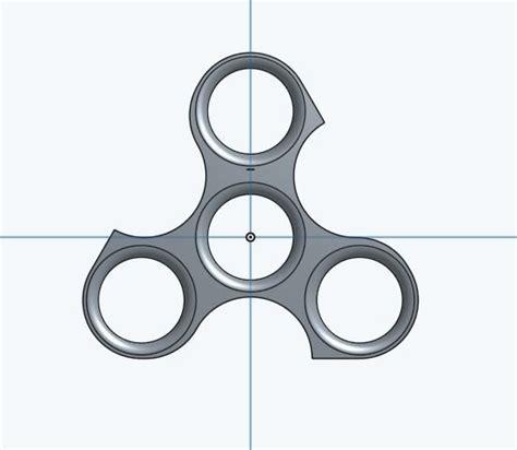 3d printed fidget spinner template fidget spinner 3d print model cgtrader