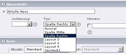 Typo3 Header Layout Umbenennen | typo3 220 berschrift layout umbenennen 228 ndern