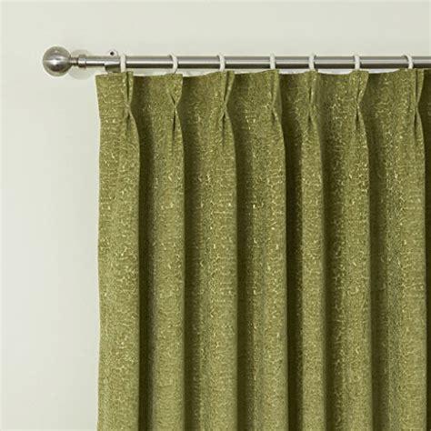 green pinch pleat drapes leyden double pinch pleat european green solid chenille