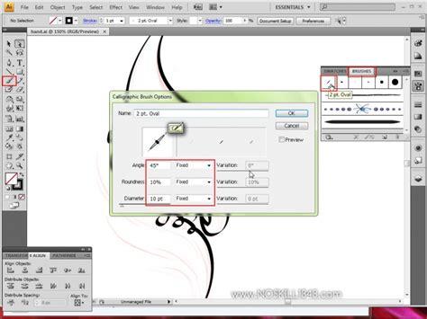 illustrator newsletter tutorial calligraphy with photoshop and illustrator adobe illustrator