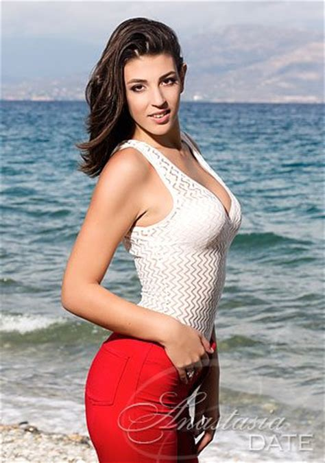 dating exotic greek woman: theodosia from athens, 23 yo