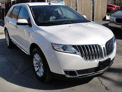 manual cars for sale 2011 lincoln mkx user handbook find used 2011 lincoln mkx awd rebuildable salvage title no reserve in east setauket new