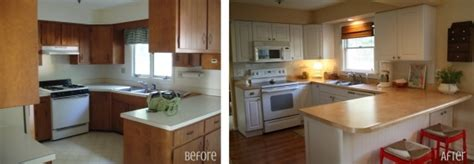 small kitchen makeover ideas on a budget amazing budget kitchen makeover ideas tarjetaderegalos