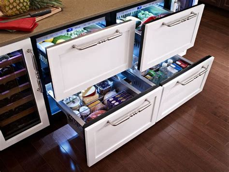 under bench fridge drawers 5 reasons to have a domestic under bench fridge