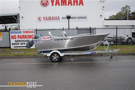 boats for sale qld trading post quintrex 440 renegade ts 2015 models now on sale for