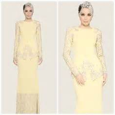 Brocade Undies Pakaian Dalam baju kurung moden lace minimalis baju raya 2016 fesyen trend terkini fesyen trend terkini