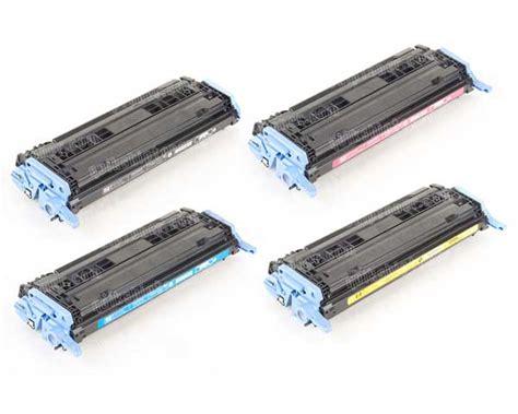hp color laserjet 2600n toner hp color laserjet 2600n toner black cyan magenta yellow