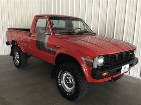 80s Toyota Truck 38k Mile 1980 Toyota Up Bring A Trailer