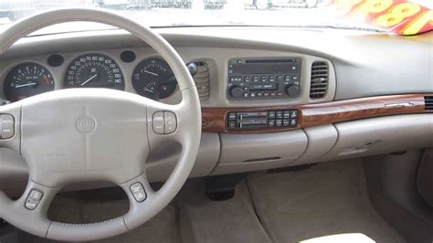 how things work cars 2001 buick lesabre interior lighting 2002 buick lesabre gold stock 29578bl interior youtube