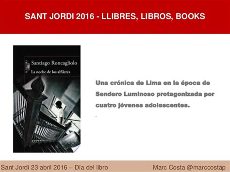 libro educar millor onze llibres sant jordi 2016 libros books livres