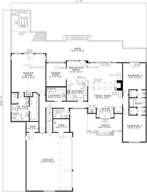 jack arnold home plans jack arnold floor plans home design wall