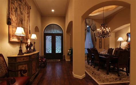 Tuscan Lighting Dining Room by Tuscan Style