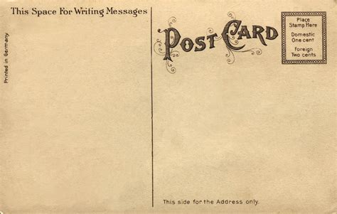 printable postcards uk postcard back postcards pinterest post card vintage