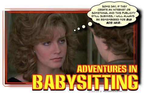 Adventures In Babysitting Meme - the sitter 2011 vs adventures in babysitting 1987