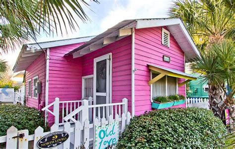 Tybee Island Cottages For Rent by 10 Mermaid Cottages To Stay In Before You Die Visit
