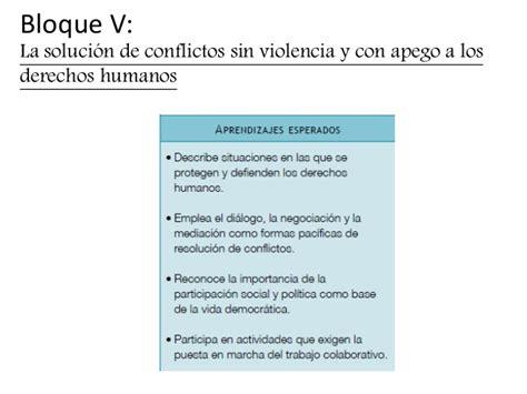 derechos humanos en zonas de conflicto 5 5 formaci 243 n c 237 vica y 233 tica quinto