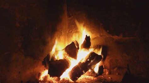 chimenea romantica para dormir junto al fuego 2 horas fireplace