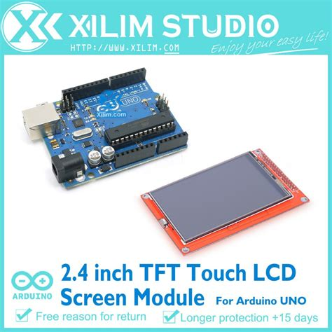 Lcd Display Tft Touch Screen 2 4 Inch For Arduino Uno Ai22 free shipping 2 4 inch tft touch lcd module lcd screen module for arduino uno r3 in lcd modules