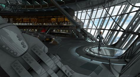 marvela interiors image the deck of the helicarrier concept jpg disney wiki fandom powered by wikia