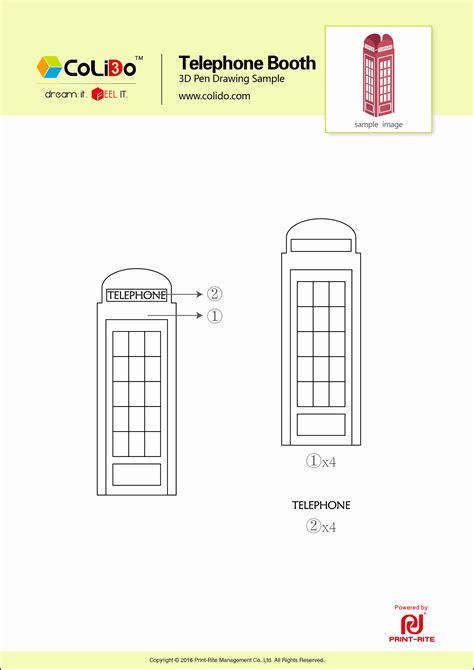 pin  template printable