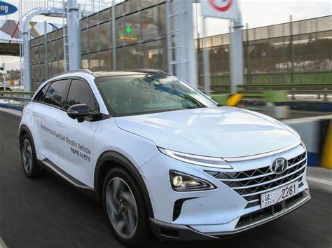 Hyundai Superior by Hyundai Nexo Un Suv De Pila De Combustible Superior
