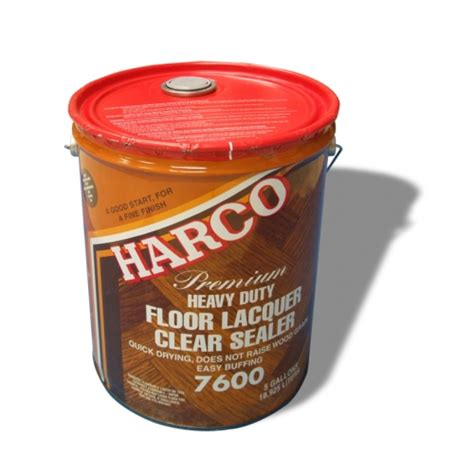 harco poly harco 7600 wood flooring heavy duty lacquer