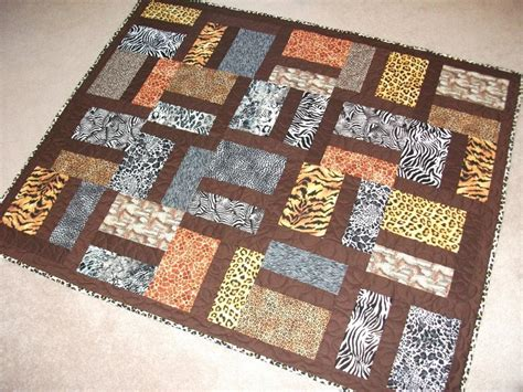 Animal Print Quilt by Animal Print Quilt All Things Quilted