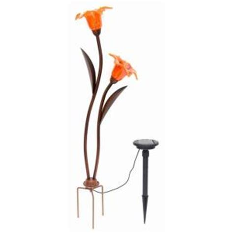 trendscape solar lights trendscape tiger solar led light