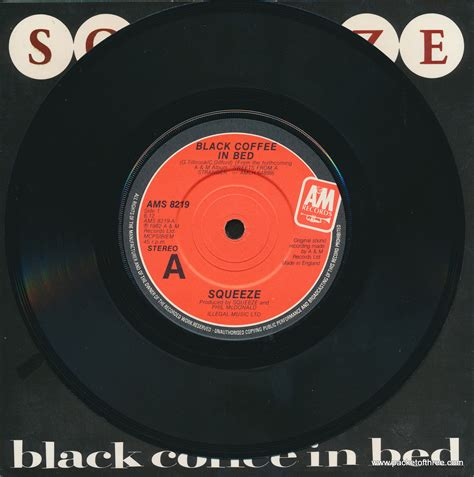 black coffee in bed black coffee in bed uk 7 picture sleeve packet of