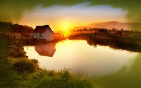 imagenes navideños hermosos fotos de hermosos paisajes de amaneceres fantasticos