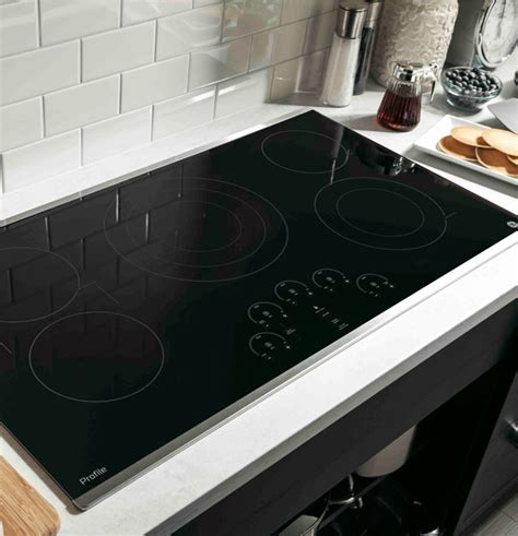 top electric cooktops electric cooktop features and from ge appliances