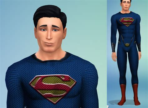 Sweater Hoodie Anak Superman Station Apparel sims 4 of steel superman sims r 233 ussi best sims ideas