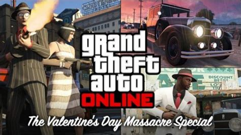 gta v valentines dlc become a mobster in new gta 5 free dlc