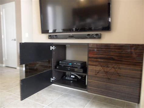 besta floating media center besta floating media cabinet basement ideas pinterest