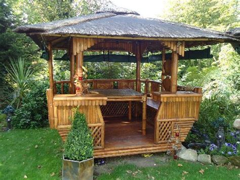 Tiki Hut Uk tiki hut picture of enchanted manor niton tripadvisor