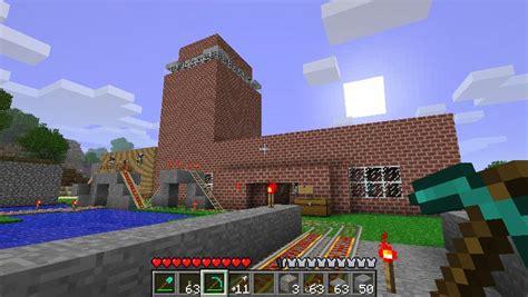 Brick Big 6 Complete my big brick house minecraft project