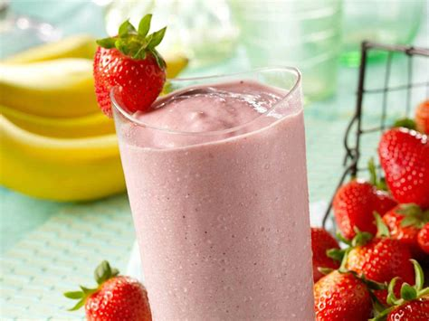 Strawberry Milk Almond strawberry banana almond milk smoothie best herbal health