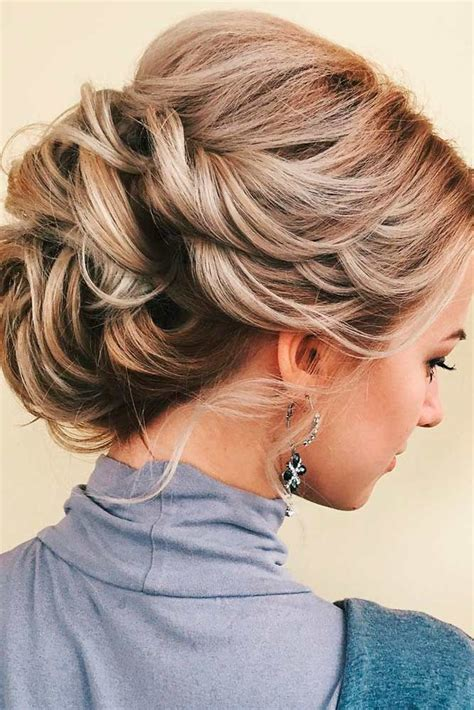 Medium Length Hairstyles Updos by Hairstyle Updos For Medium Hair Www Pixshark