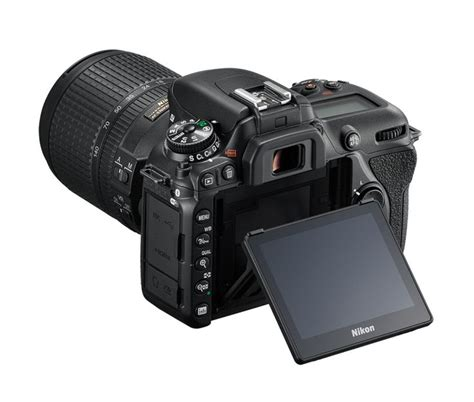Kamera Nikon D7500 nikon stellt d7500 kamera vor kurzer review