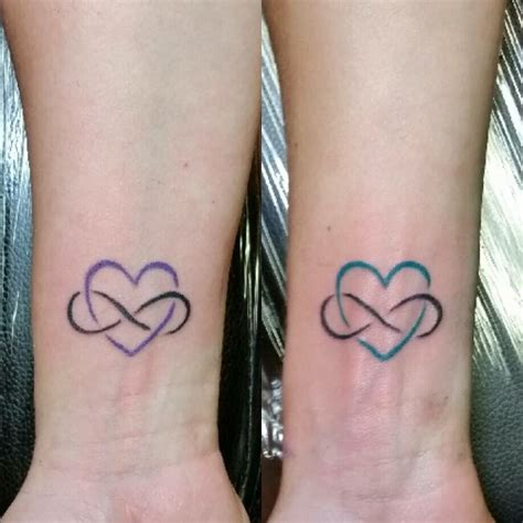 everlasting tattoo matching eternal tattoos pinteres