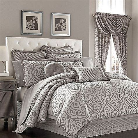 luxembourg comforter set luxembourg antique silver and comforter on pinterest
