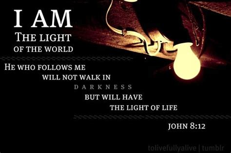I Am The Light Of The World by I Am The Light Of The World Wall Posts
