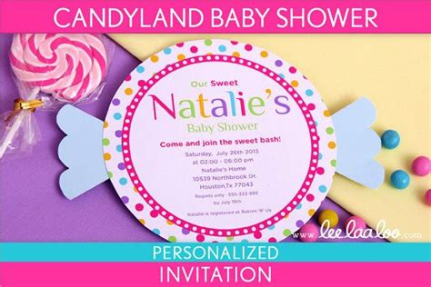candy popsicle invitation template free google search