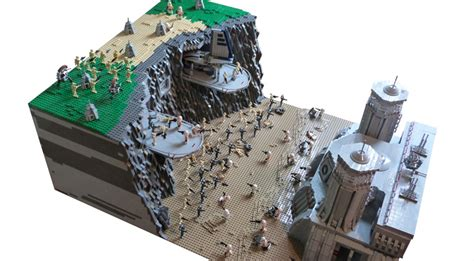 Casing Samsung A5 2017 Lego Brick Custom Fan Made Lego Clone Base On Utapau Major Spoilers Comic