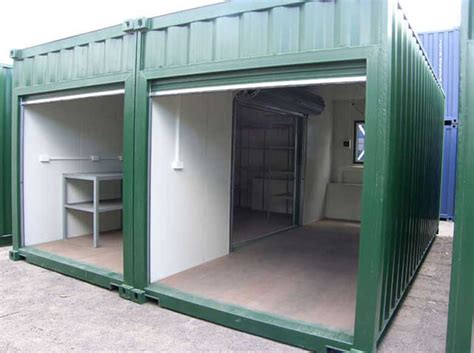 Cabin Home Plans by Container Joining Kits