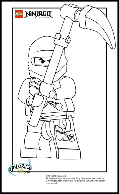 free lloyd golden lego ninjago coloring pages