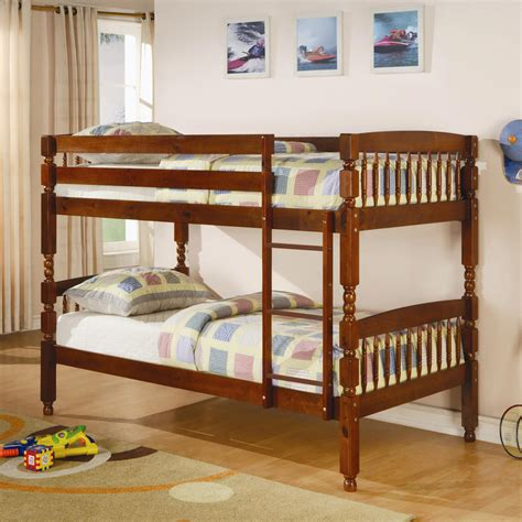 twin bunk beds medium pine twin over twin bunk bed bunk beds